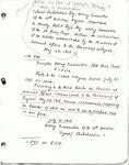 19 Deportation - Turkish Telegrams II by Krikor Guerguerian