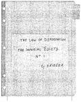 22 Deportation - Imperial Edict II by Krikor Guerguerian