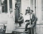 03 - Goddard family group Maple Hill 1890