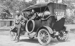 04 - WWI Clark car