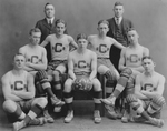 08 - Basketball, Men's, intercollegiate 1921