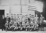 10 - Clark Ambulance Unit 1917