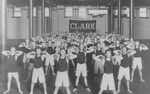 14 - Jonas Clark Hall gym 1915