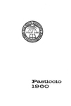 1960 Pasticcio