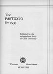 1933 Pasticcio