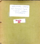 05 Original Documents of Courts - Martial by Krikor Guerguerian