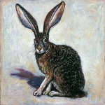 Bestiary: Rabbit by Elli Crocker Ms.