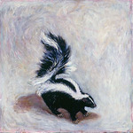 Skunk by Elli Crocker Ms.