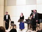 Bassoon, Clarinet, Piano Trio